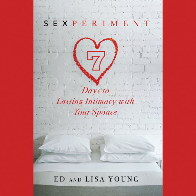 Printable Sexperiment: 7 Days to Lasting Intimacy with Your Spouse Audiobook Cover Art