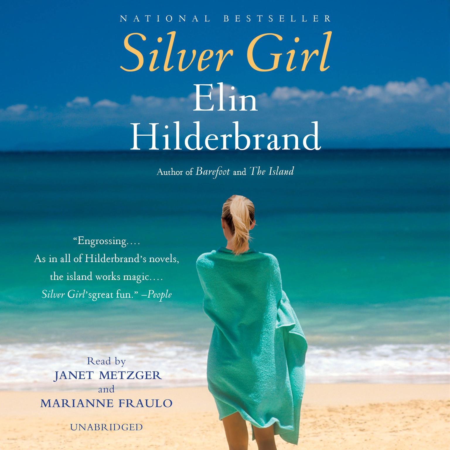 Printable Silver Girl: A Novel Audiobook Cover Art