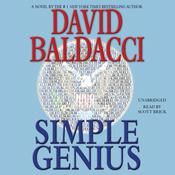 Simple Genius, by David Baldacci