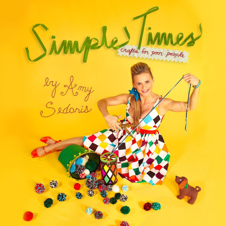 Printable Simple Times: Crafts for Poor People Audiobook Cover Art