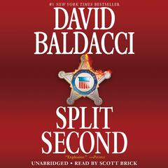 Split Second Audiobook, by