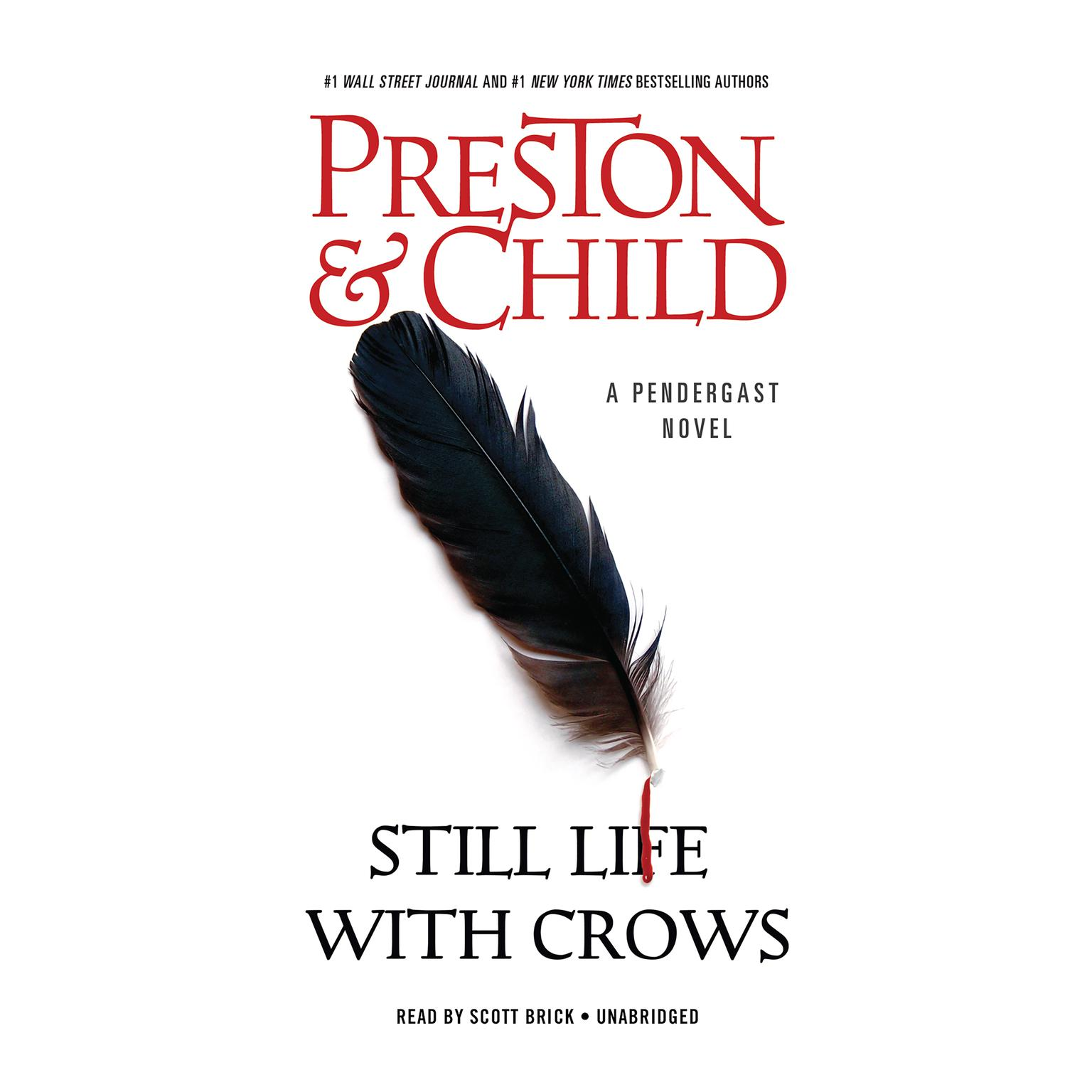 Printable Still Life With Crows: A Novel Audiobook Cover Art