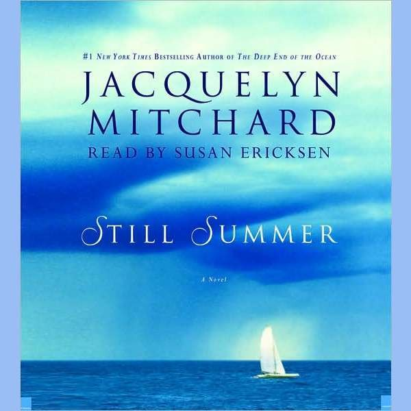Printable Still Summer Audiobook Cover Art