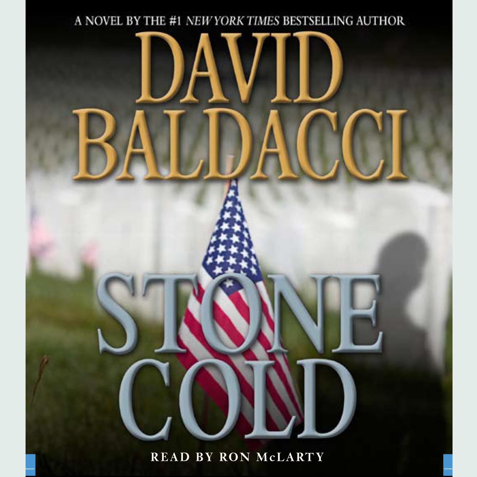 Printable Stone Cold Audiobook Cover Art