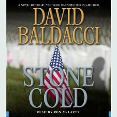 Stone Cold Audiobook, by David Baldacci