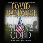 Stone Cold Audiobook, by David Baldacci
