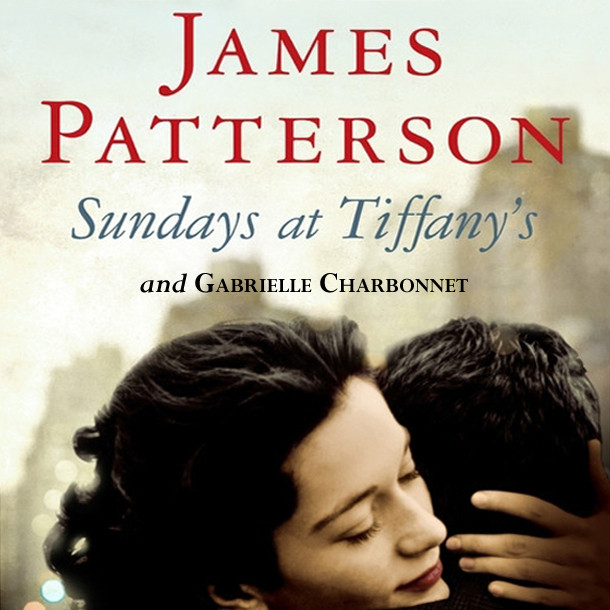 Printable Sundays at Tiffany's Audiobook Cover Art
