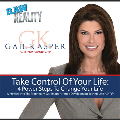 Take Control of Your Life in Challenging Times Audiobook, by Gail Kasper