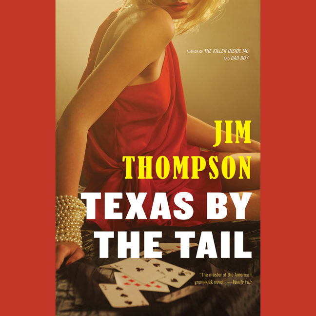Printable Texas by the Tail Audiobook Cover Art