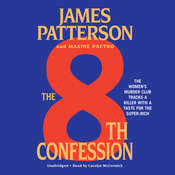 The 8th Confession Audiobook, by James Patterson
