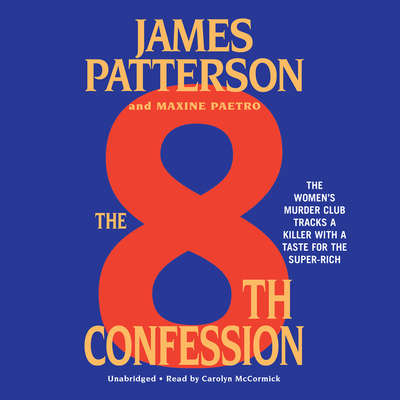 The 8th Confession Audiobook, by