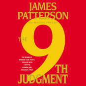 The 9th Judgment, by James Patterson