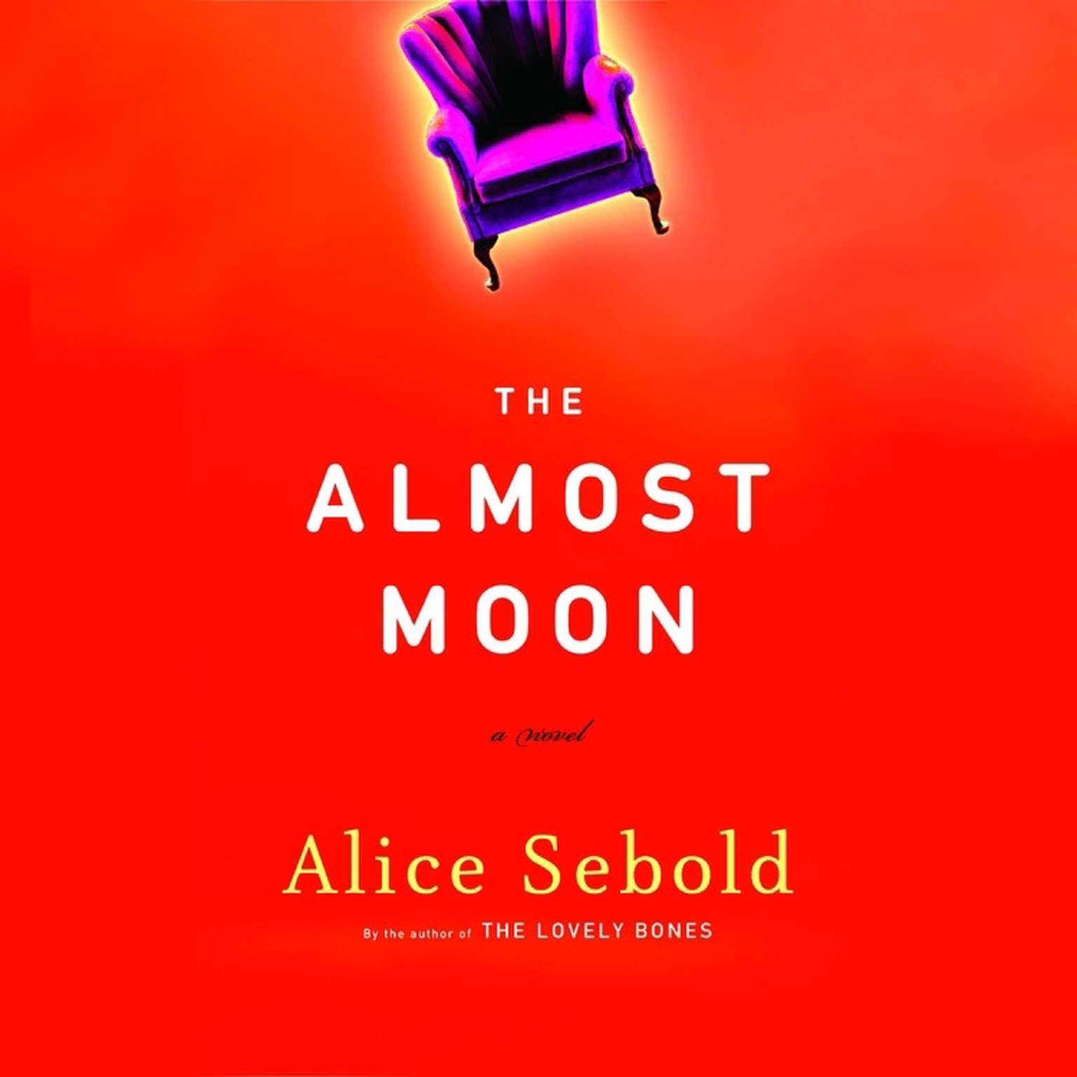 Printable The Almost Moon Audiobook Cover Art