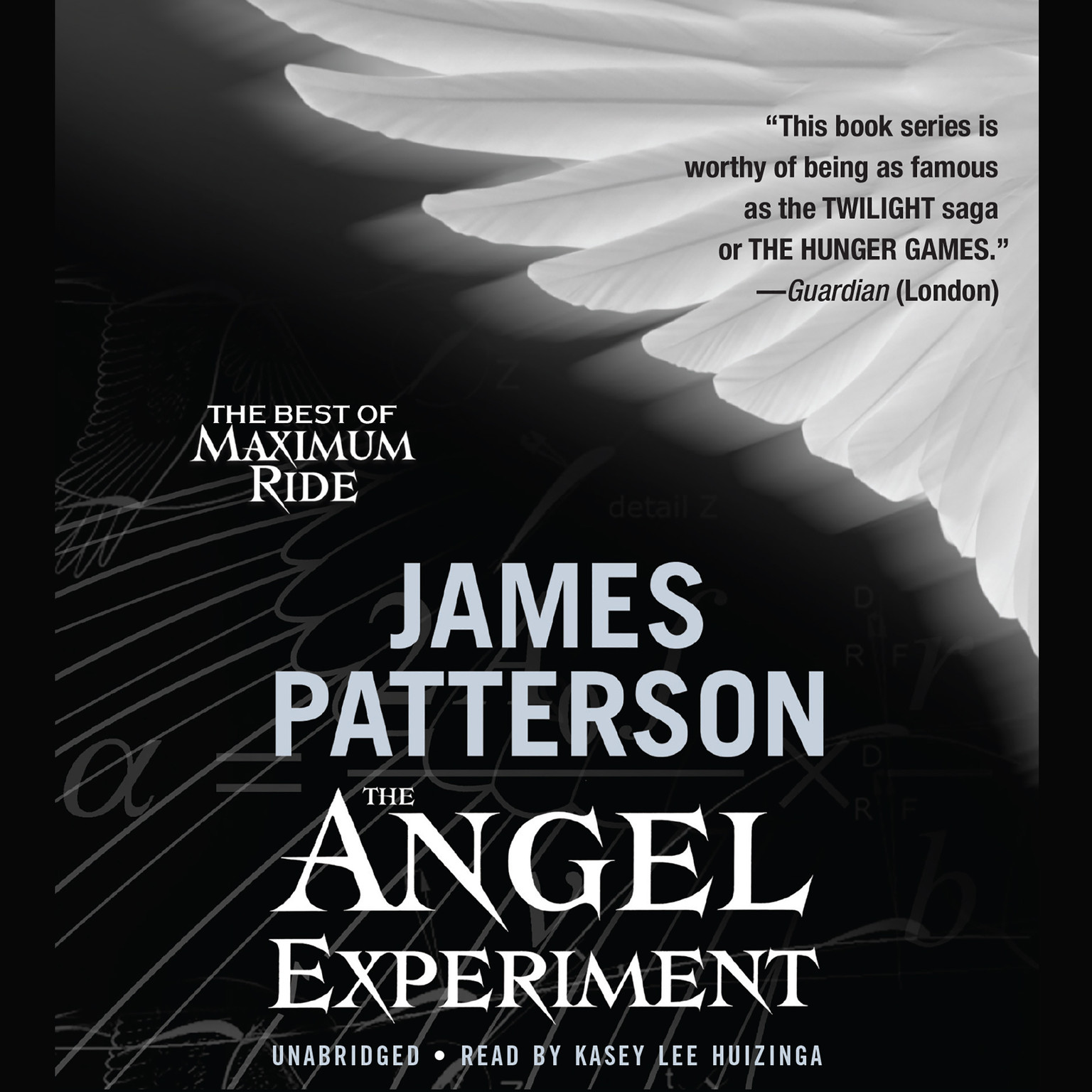 Printable The Angel Experiment: A Maximum Ride Novel Audiobook Cover Art