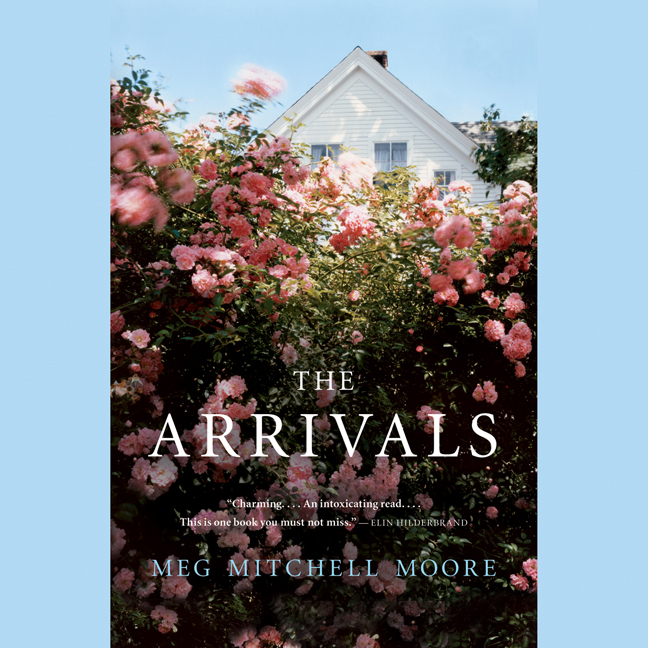 Printable The Arrivals: A Novel Audiobook Cover Art