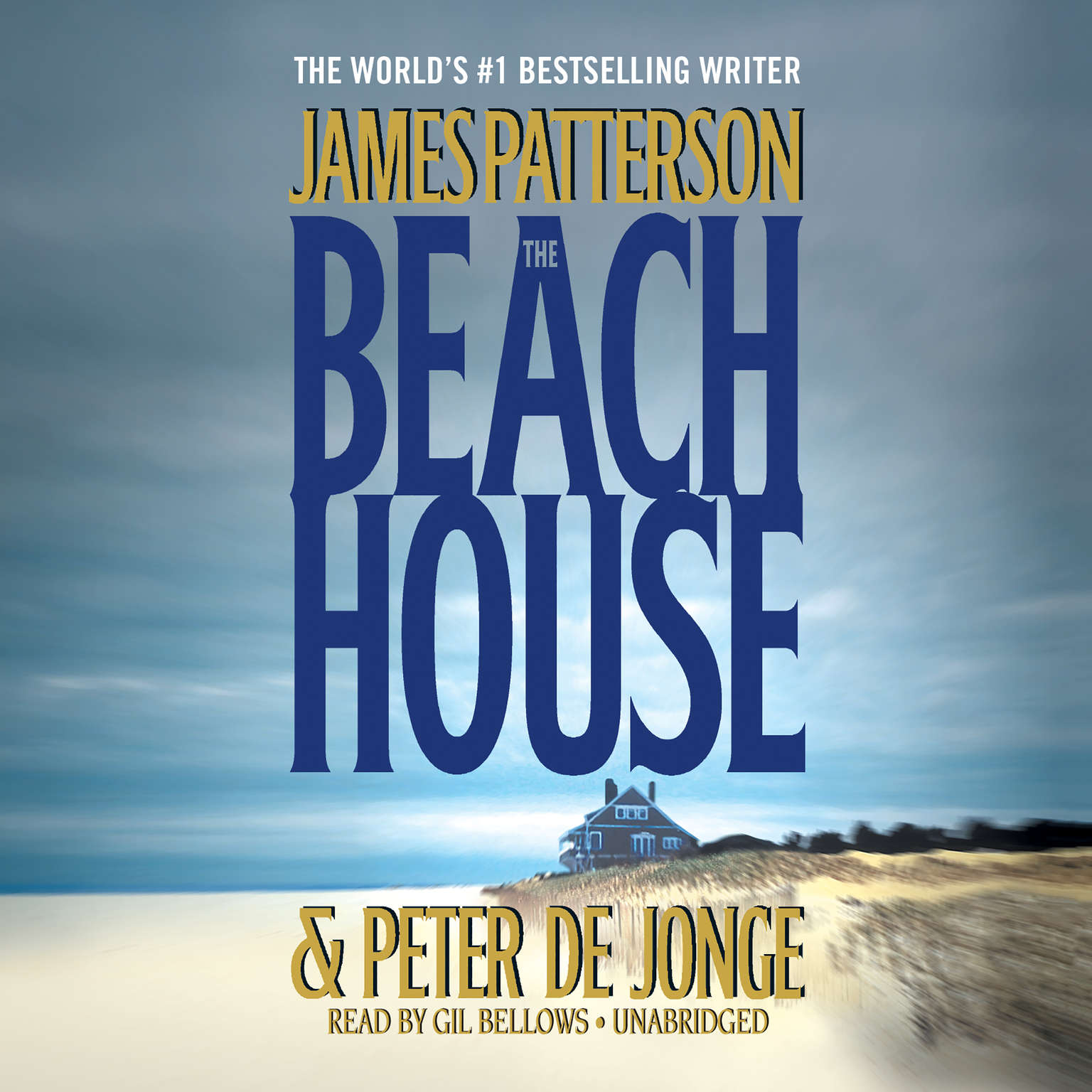 Printable The Beach House Audiobook Cover Art