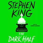 The Dark Half Audiobook, by Stephen King