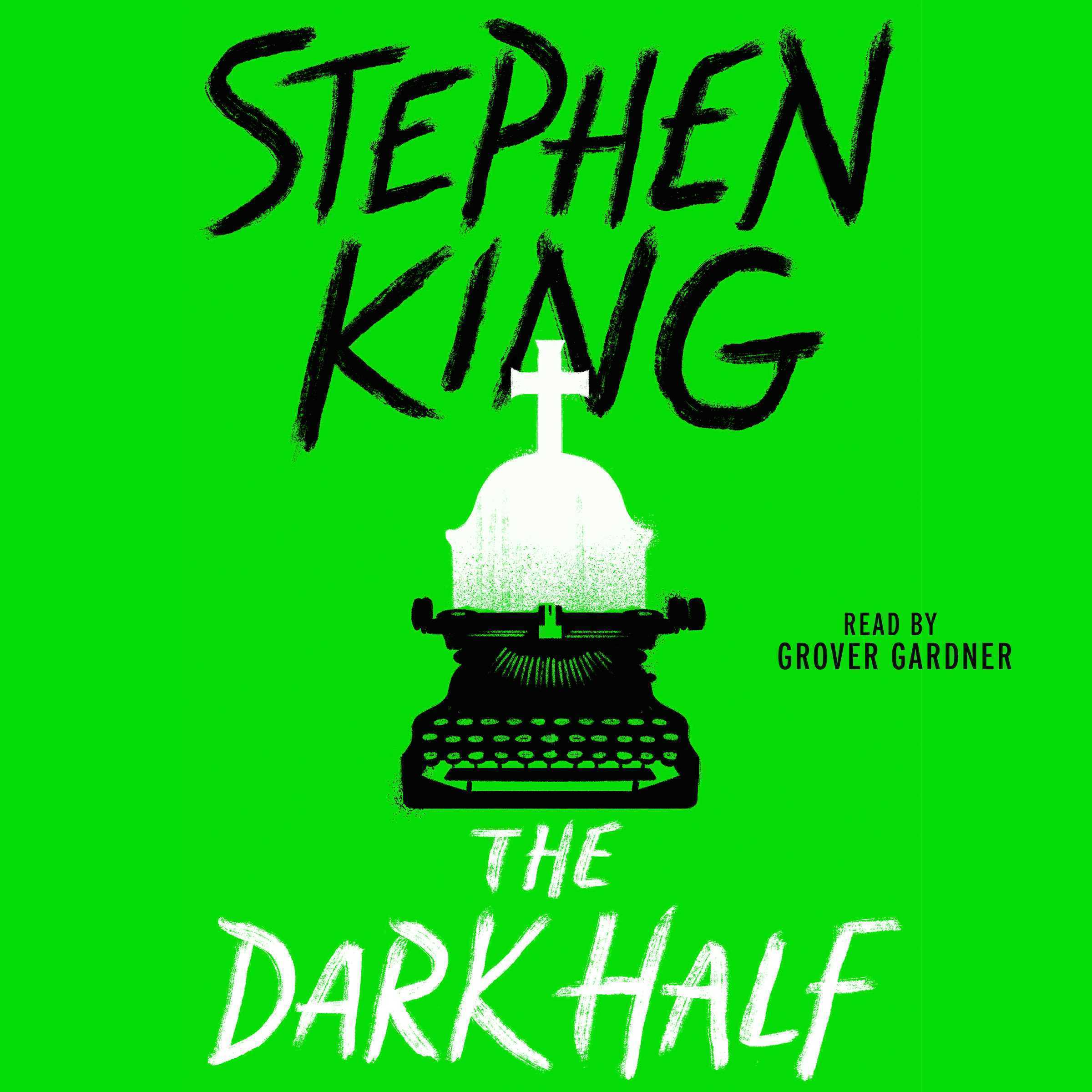 Printable The Dark Half Audiobook Cover Art