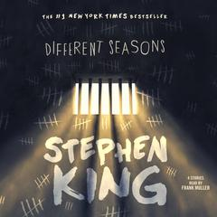 Different Seasons Audiobook, by Stephen King