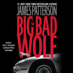 The Big Bad Wolf Audiobook, by James Patterson