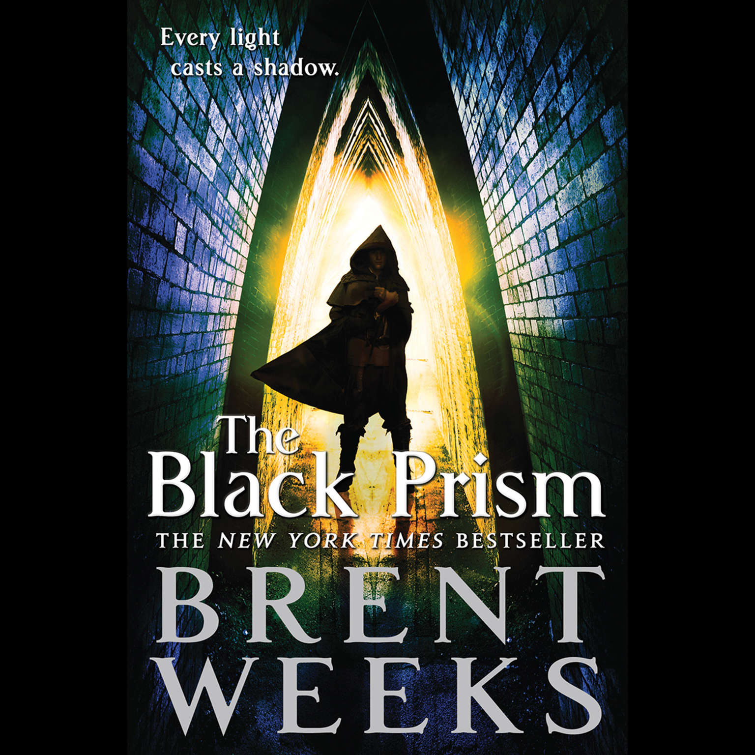 Printable The Black Prism Audiobook Cover Art