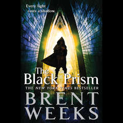 The Black Prism Audiobook, by