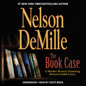 The Book Case: A Murder Mystery Featuring Detective John Corey, by Nelson DeMille