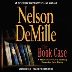 The Book Case: A Murder Mystery Featuring Detective John Corey Audiobook, by Nelson DeMille