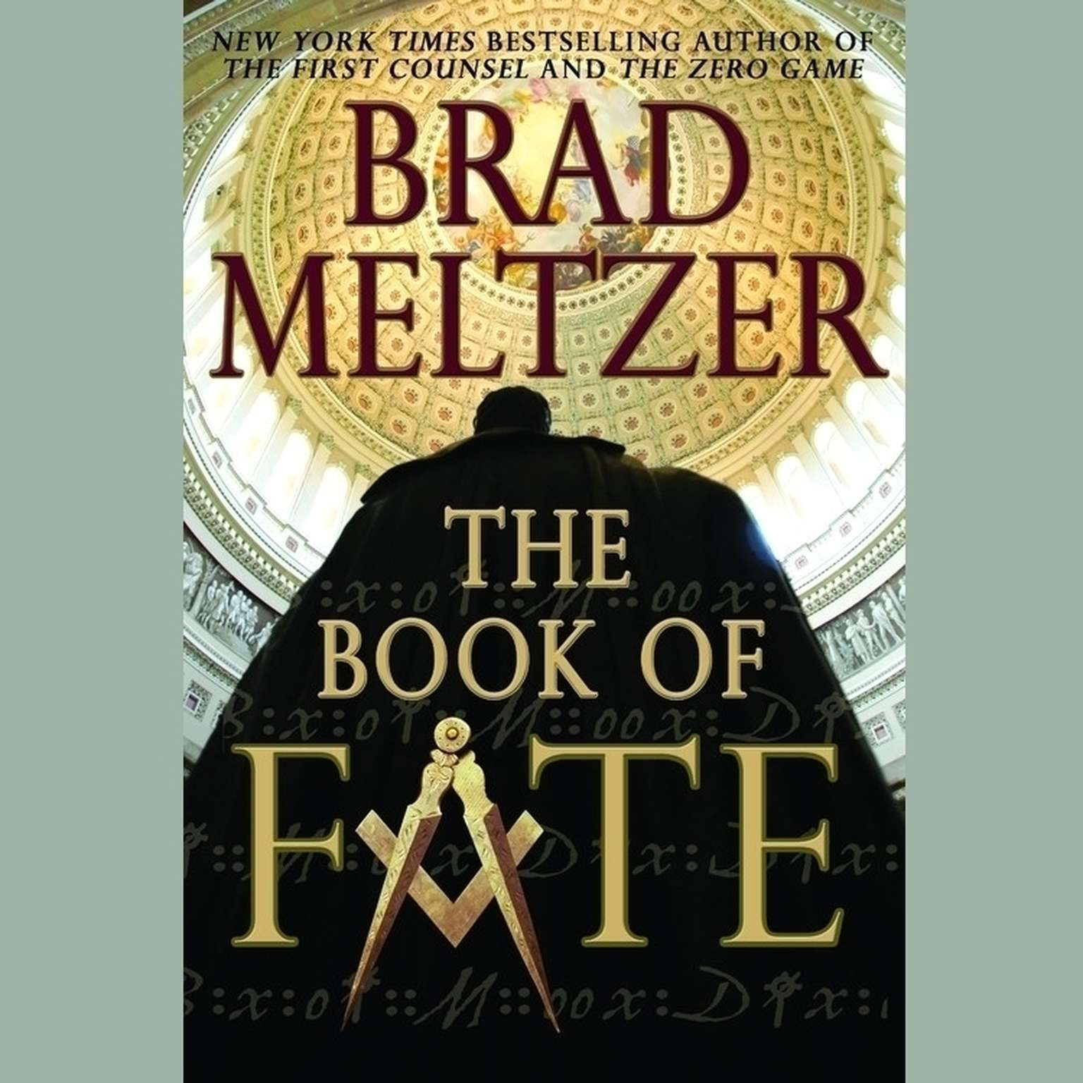 Printable The Book of Fate Audiobook Cover Art