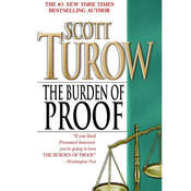 The Burden of Proof Audiobook, by Scott Turow