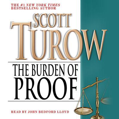 The Burden of Proof Audiobook, by Scott Turow