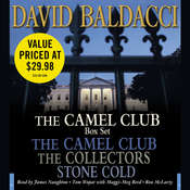 The Camel Club Audio Box Set, by David Baldacci