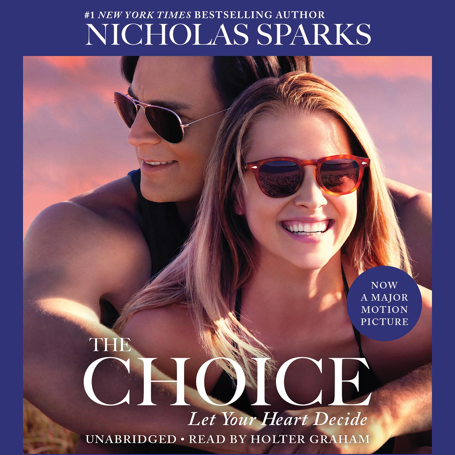 Printable The Choice Audiobook Cover Art