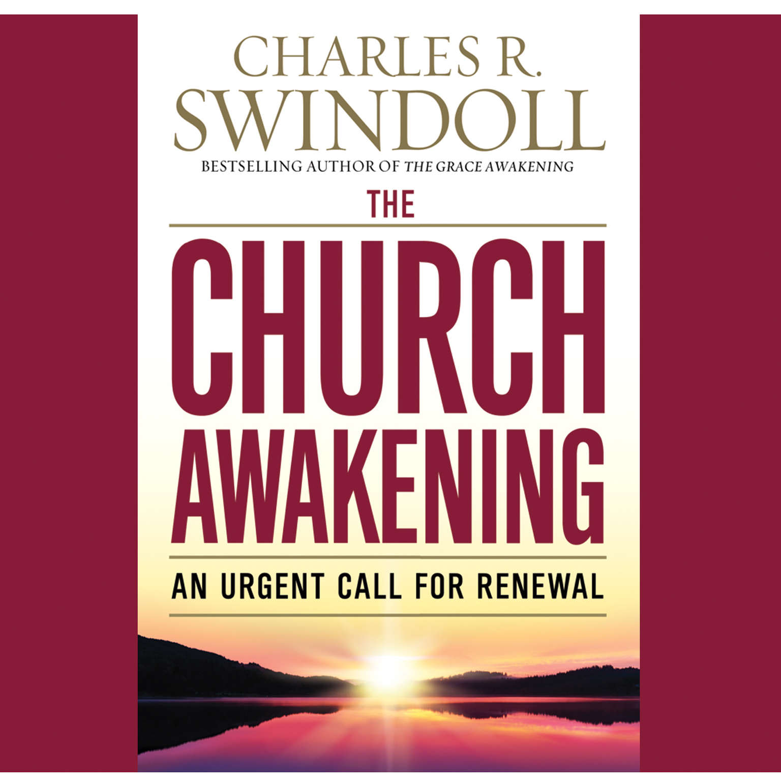Printable The Church Awakening: An Urgent Call for Renewal Audiobook Cover Art