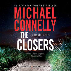The Closers Audiobook, by