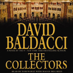 The Collectors Audiobook, by David Baldacci