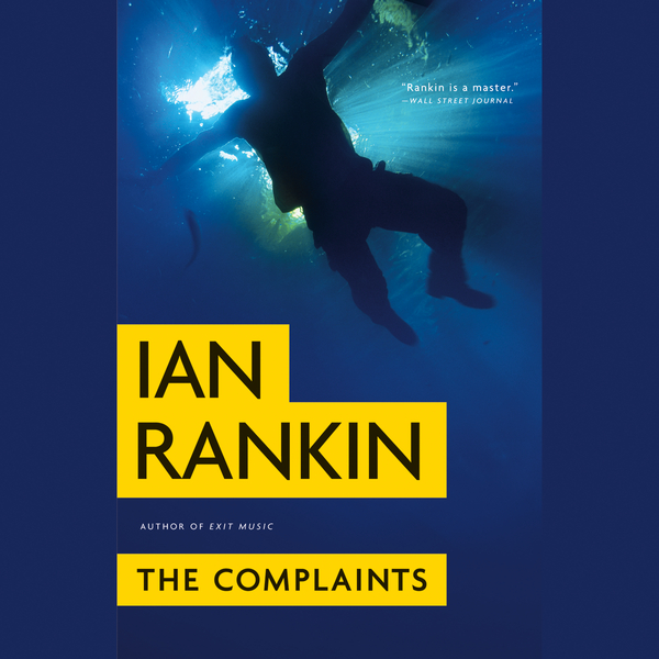 Printable The Complaints Audiobook Cover Art