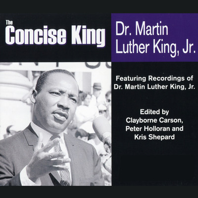 The Concise King Audiobook, by Clayborne Carson
