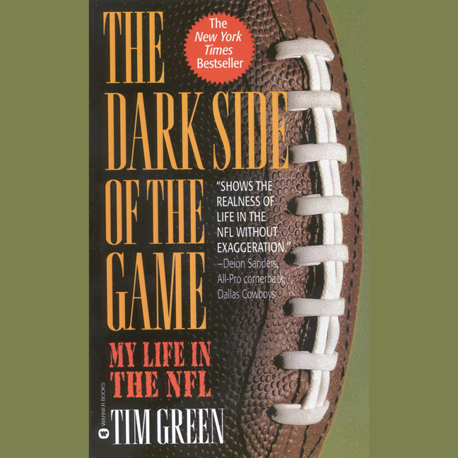 Printable The Dark Side of the Game: My Life in the NFL Audiobook Cover Art