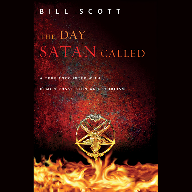 Printable The Day Satan Called: A True Encounter with Demon Possession and Exorcism Audiobook Cover Art
