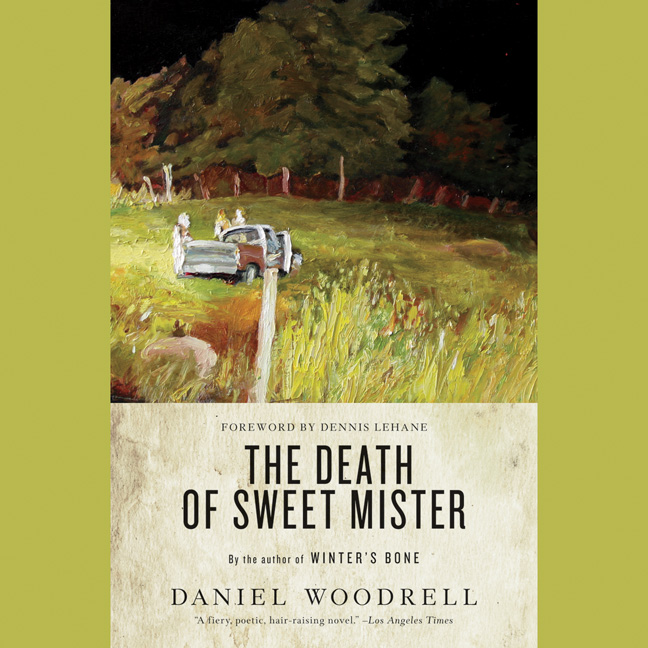 Printable The Death of Sweet Mister: A Novel Audiobook Cover Art