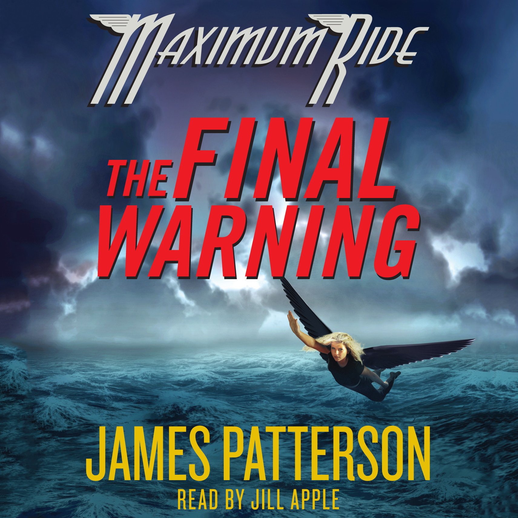 Printable The Final Warning: A Maximum Ride Novel Audiobook Cover Art