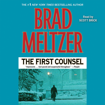 First Counsel Audiobook, by Brad Meltzer