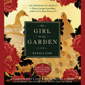 The Girl in the Garden Audiobook, by Kamala Nair