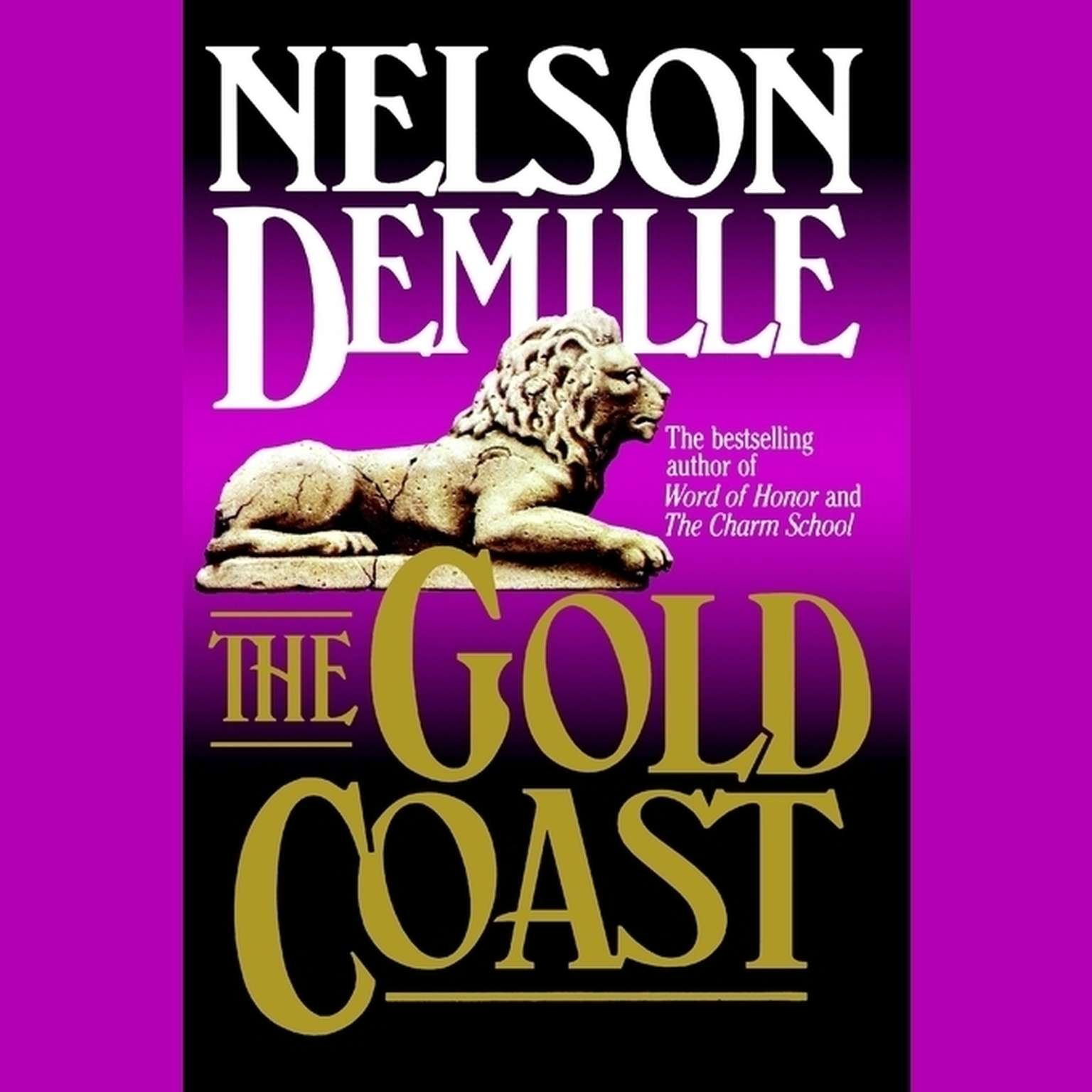 Printable The Gold Coast Audiobook Cover Art
