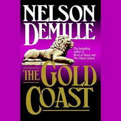 The Gold Coast Audiobook, by Nelson DeMille