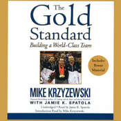 The Gold Standard: Building a World-Class Team Audiobook, by Mike Krzyzewski