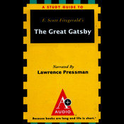 A+ Audio Study Guide: The Great Gatsby, by Richard Glatzer