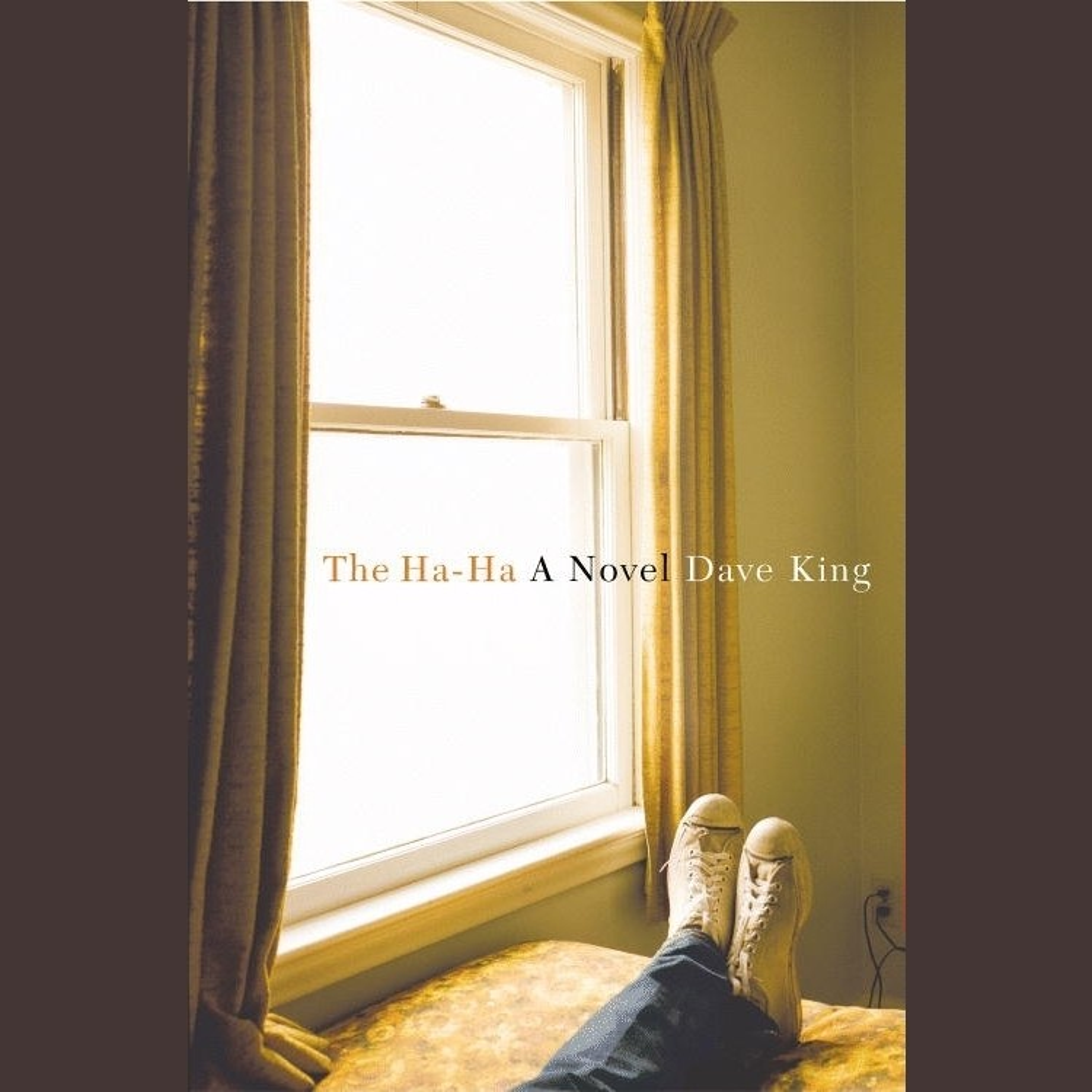 Printable The Ha-Ha: A Novel Audiobook Cover Art