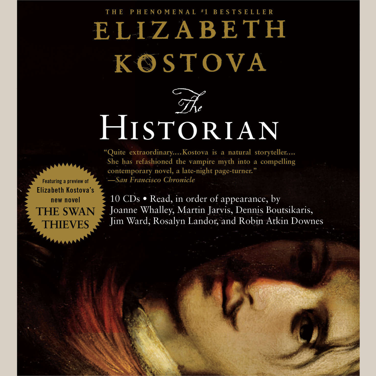 The Historian (abridged) Audiobook | Elizabeth Kostova | various ...